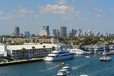 Expedition Yacht Insurance at Lauderdale Marine Center